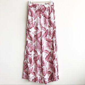 (NWT) Onia | Chloe Wide Leg Cover Up Pants